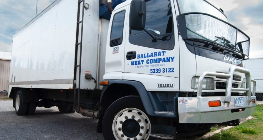 Ballarat Meat Co Deliveries